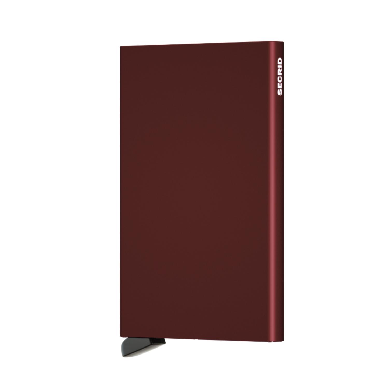 SECRID CARDPROTECTOR CARD/BORDEAUX BORDEAUX