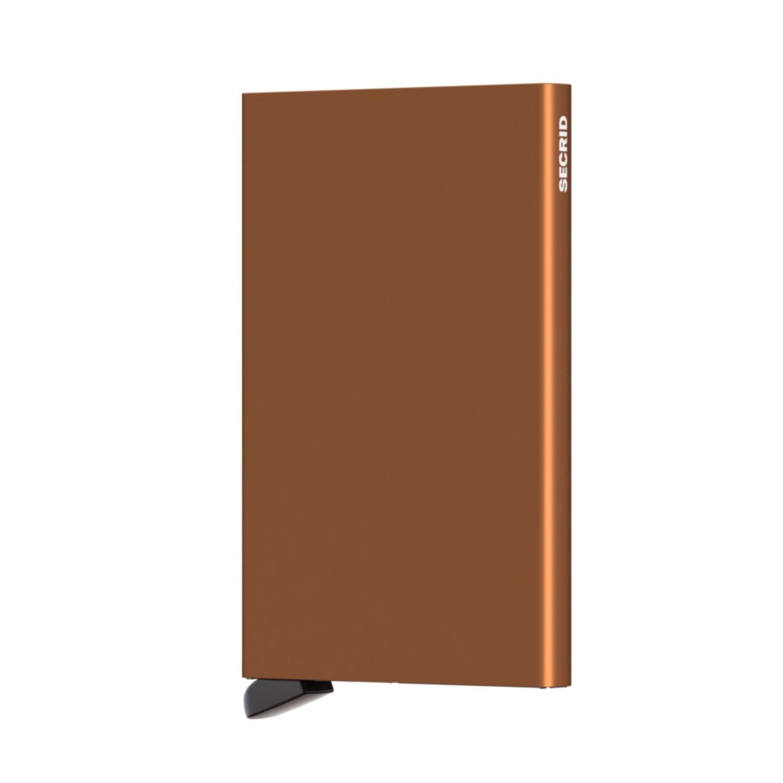 SECRID CARDPROTECTOR CARD/RUST ROST