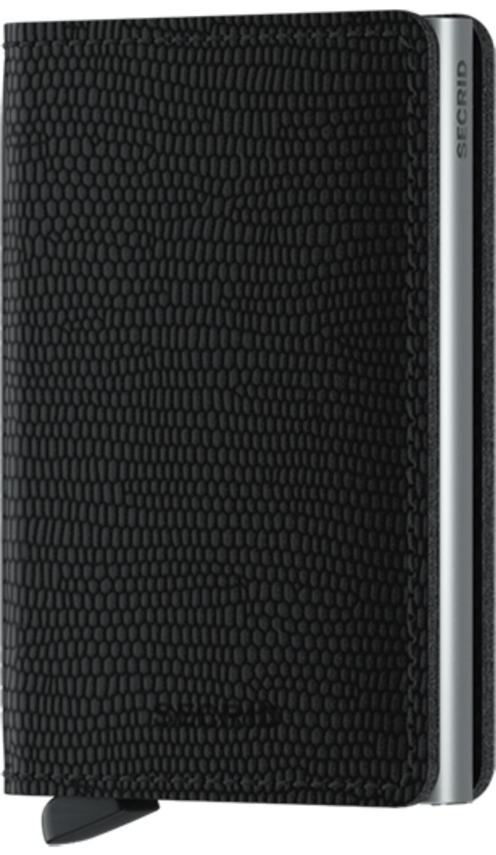 secrid slimwallet s-rango/zwart+zilver zwart
